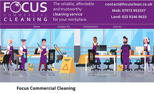 Focsu Commercial Cleaning