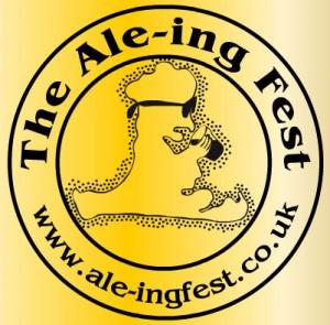 Ale-ing Fest Logo