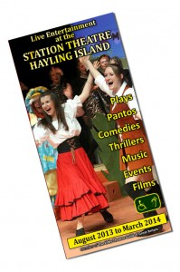 Theatre Flyer